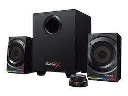 Creative Sound BlasterX Kratos S5 2.1-kanal Svart