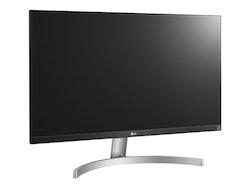 """LG 27UK600-W - LED-skärm - 27"""" (27"""" visbar) - 3840 x 2160 4K"""