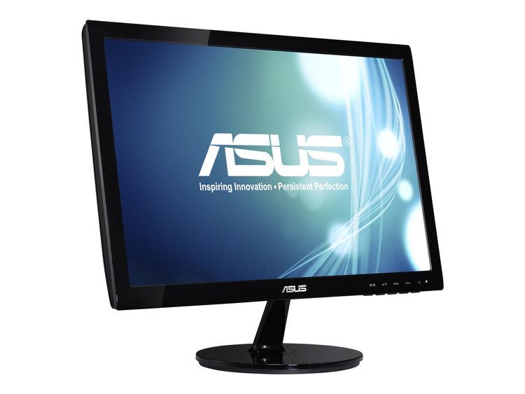 """ASUS VS197DE 18.5"""" 1366 x 768 VGA (HD-15)"""