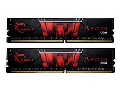 G.Skill AEGIS DDR4 16GB kit 2400MHz CL17