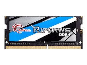 G.Skill Ripjaws DDR4 8GB 2400MHz CL16 SO-DIMM 260-PIN