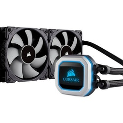 CORSAIR Hydro Series H100i PRO Liquid CPU Cooler