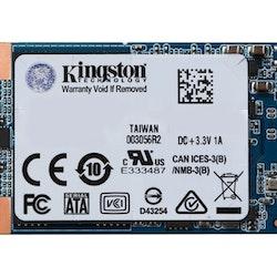 Kingston SSDNow SSD UV500 480GB mSATA SATA-600