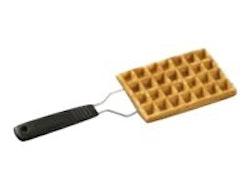 FRITEL WF 1000 - Waffle fork - för våffelmakare - svart