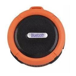 Sport Outdoor Speaker IPX7 5W Orange