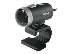 Microsoft LifeCam Cinema for Business - Webbkamera - färg - 1280 x 720 - ljud - USB 2.0
