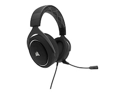 CORSAIR Gaming HS60 SURROUND Kabling vit svart Headset