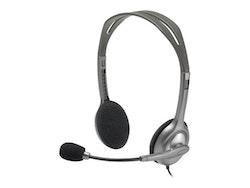 Logitech Stereo Headset H110 Kabling Headset