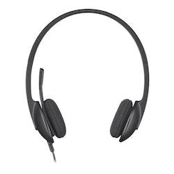 Logitech USB Headset H340 Kabling Headset