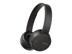 Sony WH-CH500 - Hörlurar med mikrofon - Svart