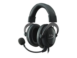 HyperX Cloud II - Headset - gun metal