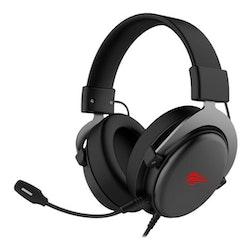 Havit GAMENOTE H2015d - Gaming - headset - svart