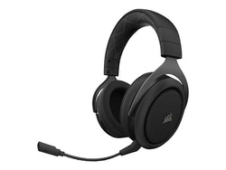 CORSAIR Gaming HS70 - Headset - Svart/Kol