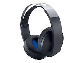 Sony Platinum Wireless Headset - Svart/Silver