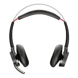 Plantronics Voyager Focus UC B825-M - Headset - Svart