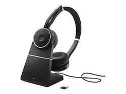 Jabra Evolve 75+ UC Stereo - Headset