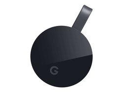 Google Chromecast Ultra Svart