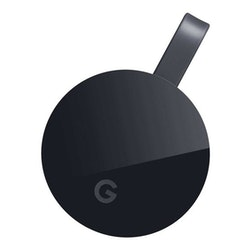 Google Chromecast Ultra Svart
