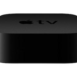 Apple TV 4K 64 GB Svart