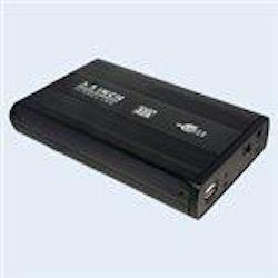LogiLink Ekstern Lagringspakning USB 2.0 SATA 1.5Gb/s