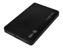 LogiLink Ekstern Lagringspakning USB 3.0 SATA 6Gb/s