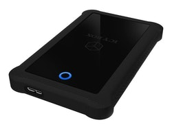 RaidSonic ICY BOX Ekstern Lagringspakning USB 3.0 eSATA 6Gb/s