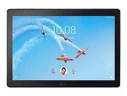 """Lenovo Tab P10 ZA44 10.1"""" 64GB Svart Android 8.1 (Oreo)"""