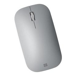 Microsoft Surface Mobile Mouse Optisk Trådlös Silver