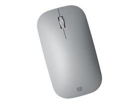 Microsoft Surface Mobile Mouse Optisk Trådlös Silver
