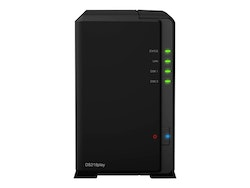 Synology Disk Station DS218play 2Moduler