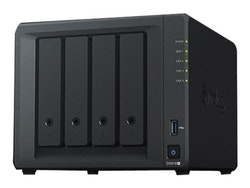 Synology Disk Station DS918 4Moduler