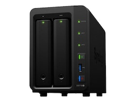 Synology Disk Station DS718 2Moduler