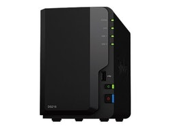 Synology Disk Station DS218 2Moduler