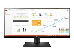 "LG 29UB67-B - LED-skärm - 29"" - 2560 x 1080 mattsvart"
