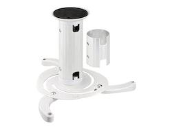 Goobay BeamerFlex - Takmontering för projektor - vit