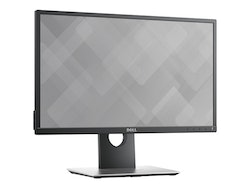 "Dell P2217H 22"" 1920 x 1080 VGA (HD-15) HDMI DisplayPort 60Hz Pivot Skärm"