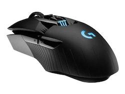 Logitech Gaming Mouse G900 Chaos Spectrum Optisk Trådlös Kabling Svart