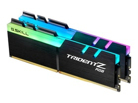 G.Skill TridentZ RGB Series DDR4 16GB kit 3600MHz CL16