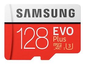 Samsung EVO MB-MC128G microSDXC 128GB UHS-I U3 / Class10