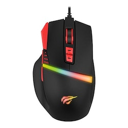 Havit Gaming Mouse with RGB Light bar 8200DPI