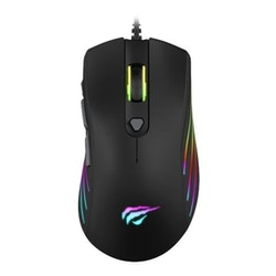 Havit Programmable RGB Gaming Mouse 7200DPI