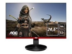 "AOC Gaming G2590PX 24.5"" 1920 x 1080 VGA (HD-15) HDMI DisplayPort 144Hz Pivot skärm"