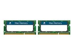 CORSAIR Mac Memory DDR3 8GB kit 1333MHz CL9 SO-DIMM 204-PIN