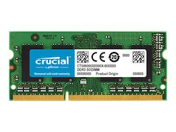 Crucial DDR3L 4GB 1600MHz CL11 SO-DIMM 204-PIN
