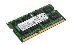Kingston DDR3 8GB 1600MHz CL11 SO-DIMM 204-PIN