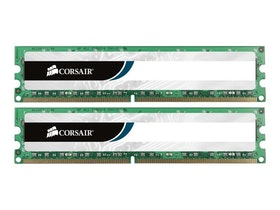 CORSAIR Value Select DDR3 16GB kit 1600MHz CL11