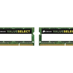 CORSAIR Value Select DDR3L 16GB kit 1600MHz CL11 SO-DIMM 204-PIN