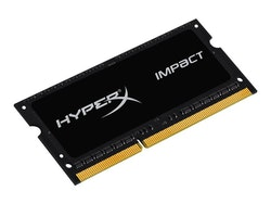 HyperX Impact DDR3L 8GB 1600MHz CL9 SO-DIMM 204-PIN