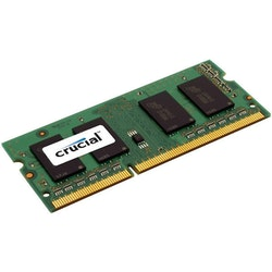 Crucial DDR3 16GB 1600MHz CL11 SO-DIMM 204-PIN