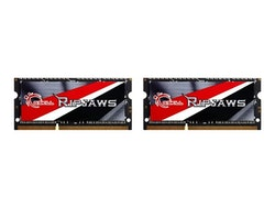 G.Skill Ripjaws DDR3L 16GB kit 1600MHz CL9 SO-DIMM 204-PIN